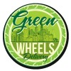 Green Wheels Delivery Logo